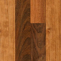 3/4 x 3-1/4 Brazilian Walnut Unfinished Solid Hardwood Flooring